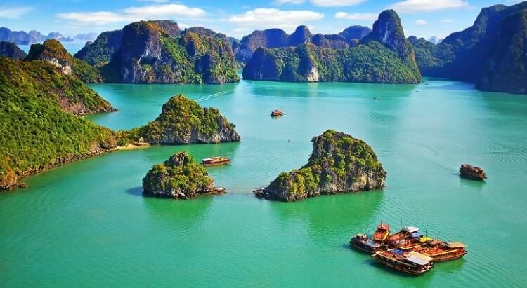 Kamboçya'ya da vizesiz seyahat edebilirsiniz.